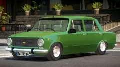 Fiat 124 V1.0 für GTA 4