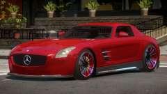 Mercedes Benz SLS S-Tuning pour GTA 4