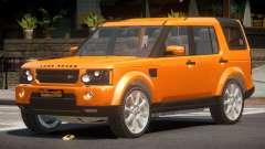 Land Rover Discovery 4 V1.0