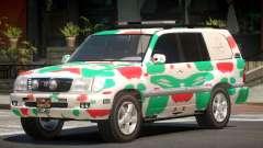 Toyota Land Cruiser Rally Cross PJ5