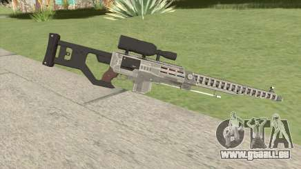 Railgun (Terminator: Resistance) für GTA San Andreas