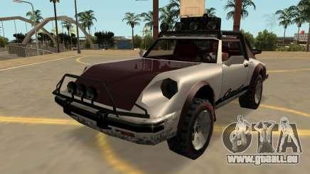 GTA V Pfister Comète Safari SA Style pour GTA San Andreas