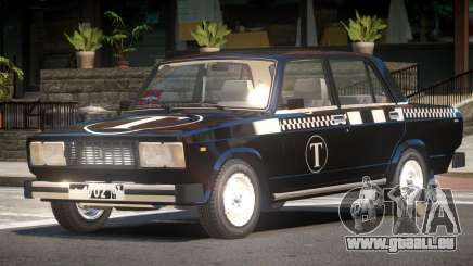 VAZ 2105 Taxi V1.0 pour GTA 4