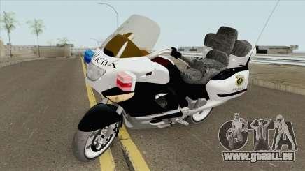 BMW (Police Motorcycle) für GTA San Andreas