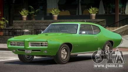 Pontiac GTO CV für GTA 4