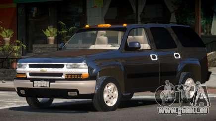 Chevrolet Tahoe ST pour GTA 4