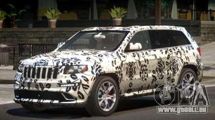 Jeep Grand Cherokee ST PJ5 pour GTA 4