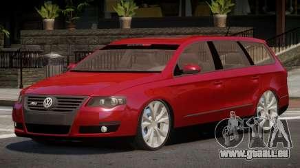 Volkswagen Passat RT pour GTA 4