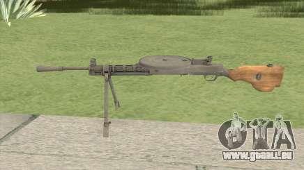 DP-28 (Fog Of War) pour GTA San Andreas