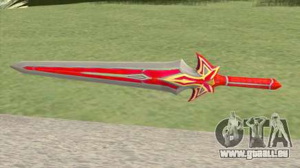 Red Sword pour GTA San Andreas