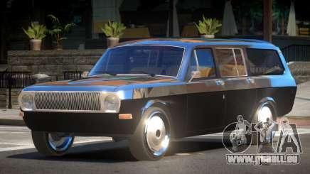 1989 GAZ 24-12 pour GTA 4