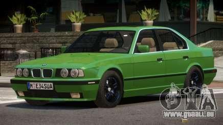 BMW 540i E34 ST für GTA 4