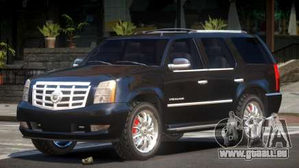 Cadillac Escalade RT pour GTA 4