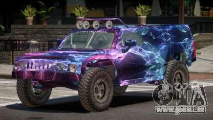 Hummer H3 Edit PJ2 für GTA 4