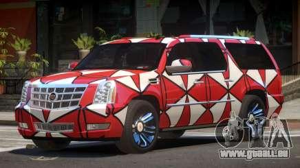 Cadillac Escalade Platinum PJ2 pour GTA 4