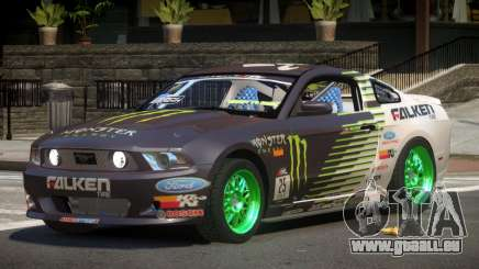 Ford Mustang MF pour GTA 4