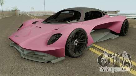 Aston Martin Valhalla 2020 für GTA San Andreas