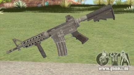 Assault Rifle (RE 3 Remake) für GTA San Andreas