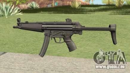 MP5A3 (COD 4: MW Edition) pour GTA San Andreas