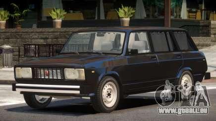 VAZ 2104 V1.1 für GTA 4