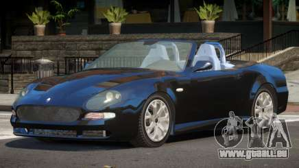 1998 Maserati 3200GT Spyder für GTA 4