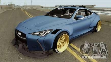 Infiniti Q60 S (Karma Monaco) pour GTA San Andreas