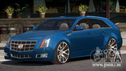 Cadillac CTS V1.0 für GTA 4