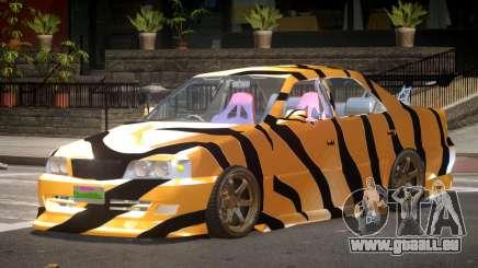 Toyota Chaser RS PJ5 für GTA 4
