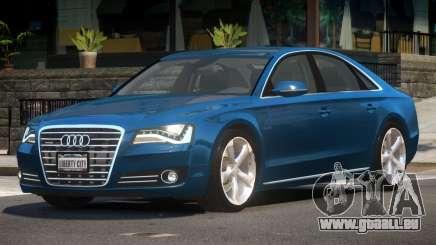 Audi A8 FSI V1.1 pour GTA 4