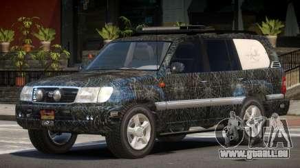 Toyota Land Cruiser Rally Cross PJ2 pour GTA 4