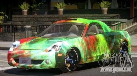 Toyota MRS2 Spyder PJ3 pour GTA 4