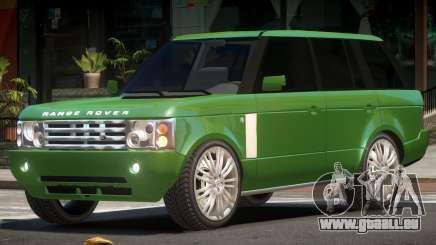 Land Rover RR Vogue V1.1 pour GTA 4