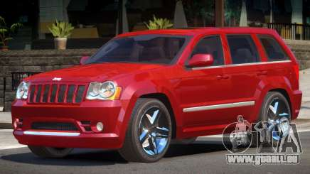 Jeep Grand Cherokee SR für GTA 4