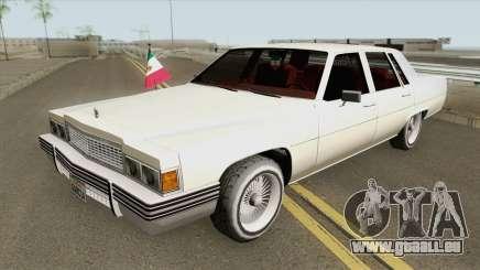 Cadillac Sedan DeVille (Lolita) 1979 pour GTA San Andreas