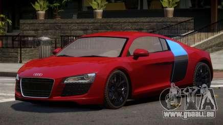 Audi R8 FSI GT für GTA 4