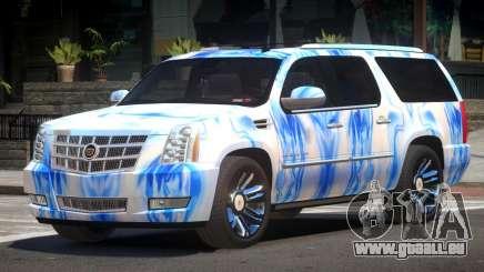 Cadillac Escalade Platinum PJ1 pour GTA 4