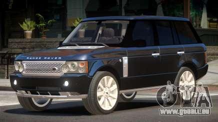 Range Rover Supercharged LT pour GTA 4