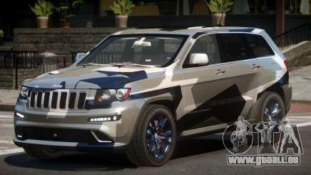 Jeep Grand Cherokee ST PJ4 pour GTA 4