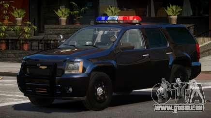 Chevrolet Tahoe Spec pour GTA 4