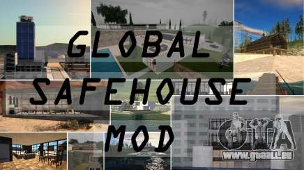 Global Stützpunkt Mod für GTA San Andreas