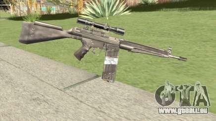 G3SG1 pour GTA San Andreas