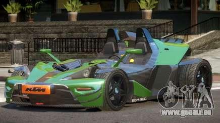 KTM X-Bow GT pour GTA 4