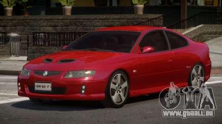 Holden Monaro RS für GTA 4
