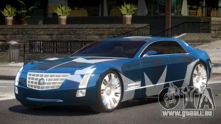 Cadillac Sixteen V1.2 PJ2 pour GTA 4