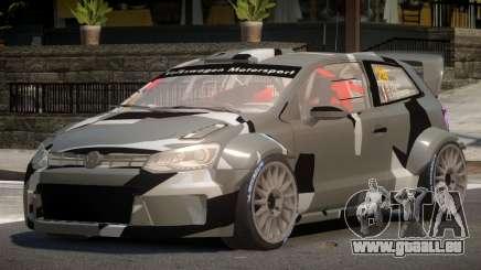 Volkswagen Polo RT PJ4 pour GTA 4