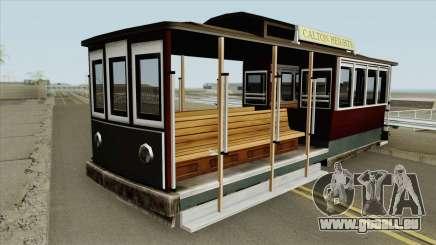 Tram Car für GTA San Andreas