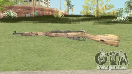 Mosin-Nagant M44 (Fog Of War) pour GTA San Andreas