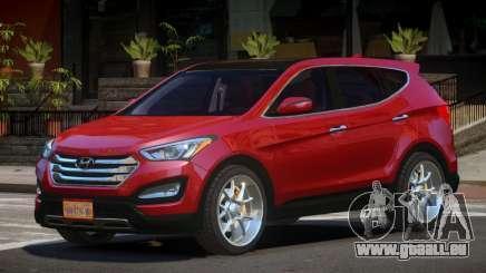Hyundai Santa Fe S-Edit pour GTA 4