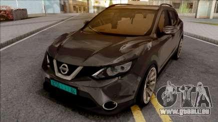 Nissan Qashqai IVF v2 pour GTA San Andreas
