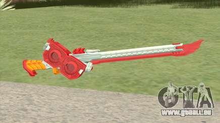 Kamen Rider Sword für GTA San Andreas